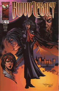 Comics Second Issue