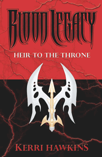 Cover for Heir to the Throne
